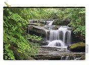 Waterfall Near Mabbitt Spring Carry-all Pouch