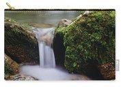 Waterfall, Peter Lougheed Provincial Carry-all Pouch
