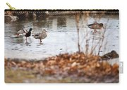 Waterfowl Calisthenics Carry-all Pouch