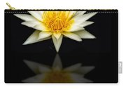 Waterlily And Reflection Carry-all Pouch