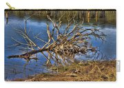 Waterlogged Tree Carry-all Pouch