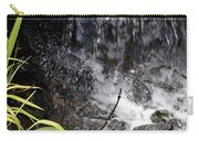 Watersplash In Sunlight Carry-all Pouch