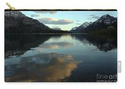 Waterton Lake Sunset Canada Carry-all Pouch