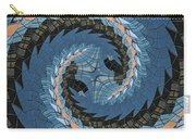 Wave Mosaic. Carry-all Pouch