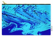 Waves Of Abstraction Carry-all Pouch