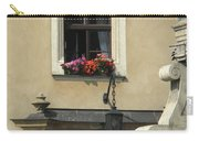 Wawel Flower Box And Achitecture Carry-all Pouch