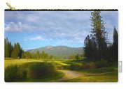 Wawona Meadow Carry-all Pouch