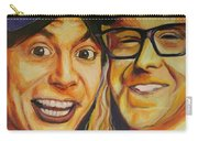 Wayne And Garth Carry-all Pouch