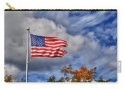We Remember Carry-all Pouch