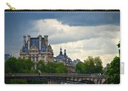 Weather In Paris Carry-all Pouch