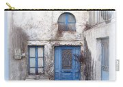 Weathered Greek Building Carry-all Pouch