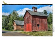 Weathered Red Barn Carry-all Pouch
