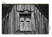 Weathered Structure - Bw Carry-all Pouch