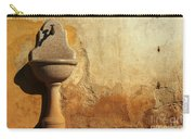 Weathered Water Faucet Carry-all Pouch