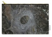 Web Of A Funnel-web Spider Carry-all Pouch