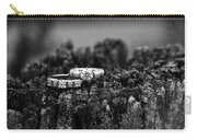 Wedding Bands On Stump Carry-all Pouch
