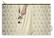 Wedding Dress Carry-all Pouch by Joana Kruse