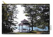 Wedding Gazebo By Lake Erie At Evangola State Park Carry-all Pouch