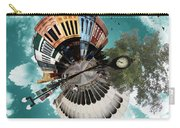 Wee Downtown Bryan Carry-all Pouch by Nikki Marie Smith