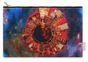 Wee Manhattan Planet - Artist Rendition Carry-all Pouch