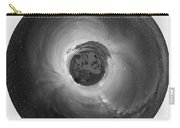 Wee Sequoia Night Sky Planet View Carry-all Pouch by Nikki Marie Smith