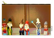 Wee Wooden People Carry-all Pouch