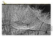 Weed Wandering Monochrome Carry-all Pouch