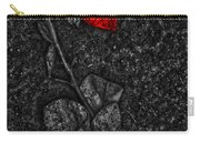 Weep Of A Rose  Carry-all Pouch