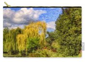 Weeping Willows Carry-all Pouch