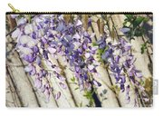 Weeping Wisteria Carry-all Pouch