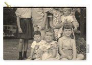 Weiner Cousins C 1953 Carry-all Pouch