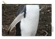 Welcome From A Gentoo Penguin Carry-all Pouch