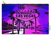 Welcome To Vegas No.2 Carry-all Pouch