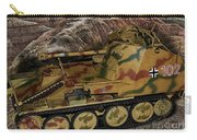 Wespe 105 Mm Self-propelled Gun Carry-all Pouch