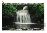 West Burton Falls In Wensleydale Carry-all Pouch