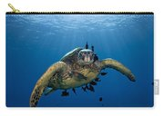 West Maui Sea Turtle Carry-all Pouch