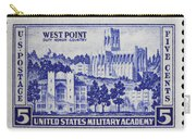 West Point Postage Stamp Carry-all Pouch