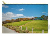 West Virginia Wandering 3 Carry-all Pouch