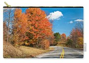West Virginia Wandering 4 Carry-all Pouch