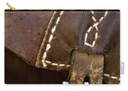 Western Chaps Detail Carry-all Pouch
