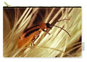 Western Corn Rootworm Beetle Carry-all Pouch