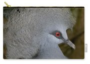 Western Crowned-pigeon Goura Cristata Carry-all Pouch