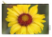 Western Daisy Glacier National Park Carry-all Pouch