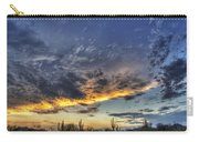 Western Skies  Carry-all Pouch
