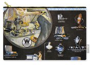 Westinghouse Ad, 1925 Carry-all Pouch by Granger