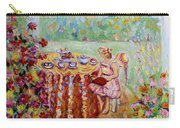 Westmount Garden Montreal City Scene Carry-all Pouch