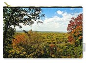 Weston Bend Fall Colors Carry-all Pouch