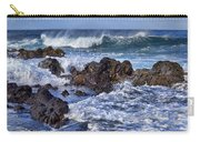 Wet Lava Rocks Carry-all Pouch