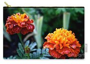 Wet Marigolds  Carry-all Pouch