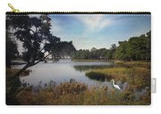 Wetlands - Oil Painting Effect Carry-all Pouch